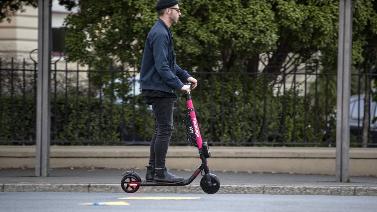 Capital e-scooters: what are the rules and where can you