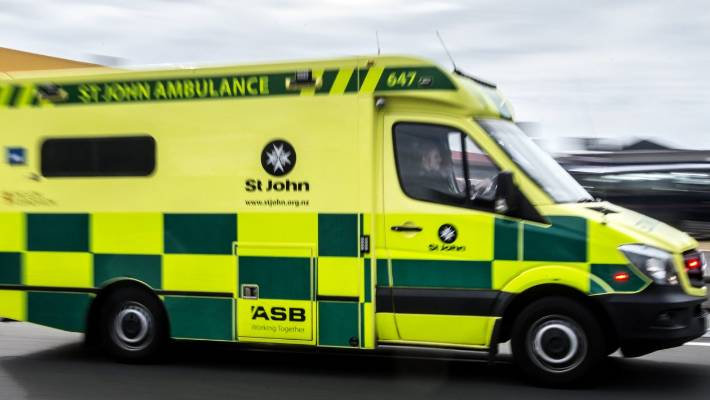 Four injured in four-car crash in Rolleston | Stuff co nz