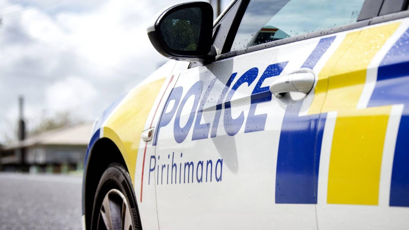 Wellington police bust two men with $400,000 worth of methamphetamine