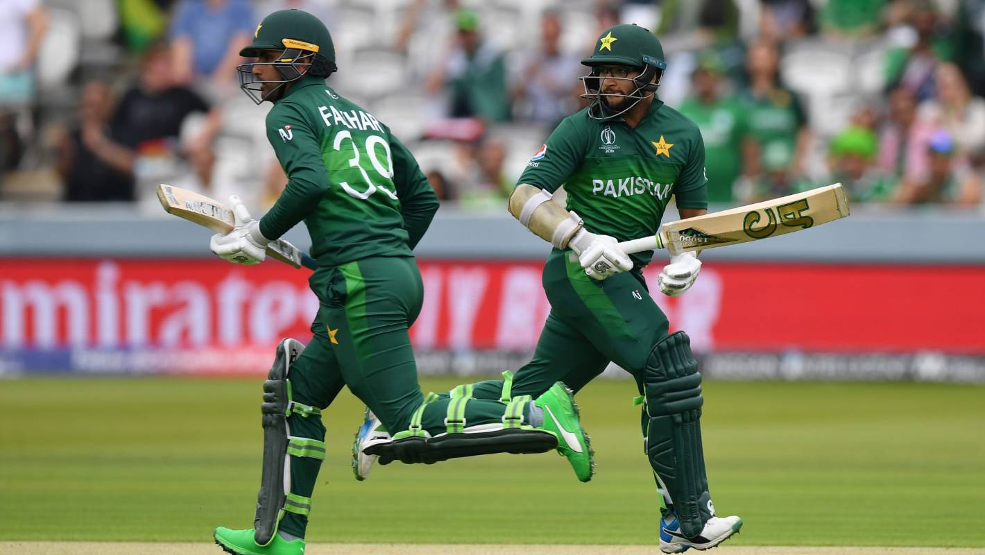 Cricket World Cup 2019: Pakistan v South Africa