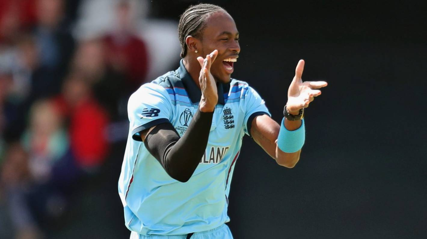 Cricket World Cup: Jofra Archer puts Steve Smith friendship on hold for Australia clash