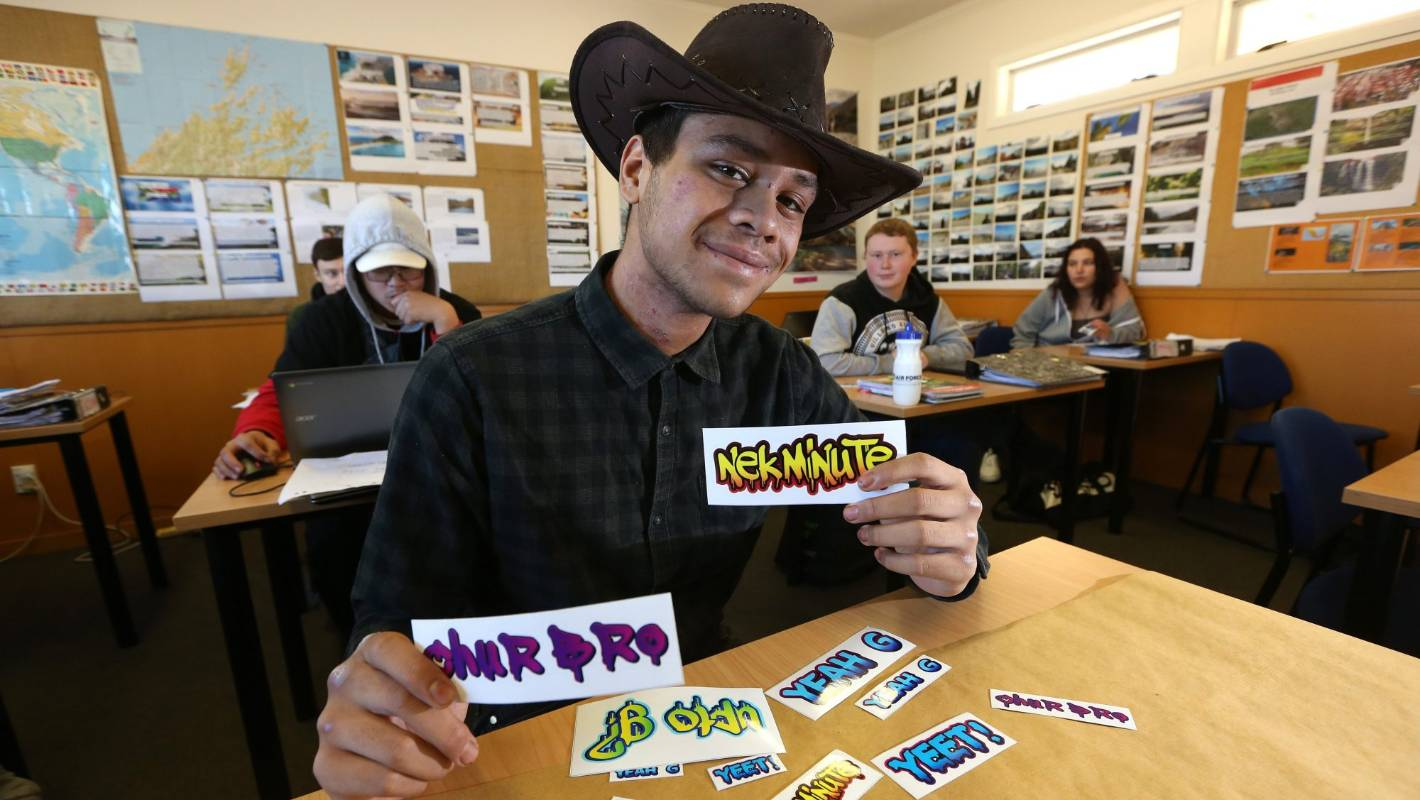 Business idea sees students sticking their money where their mouths are