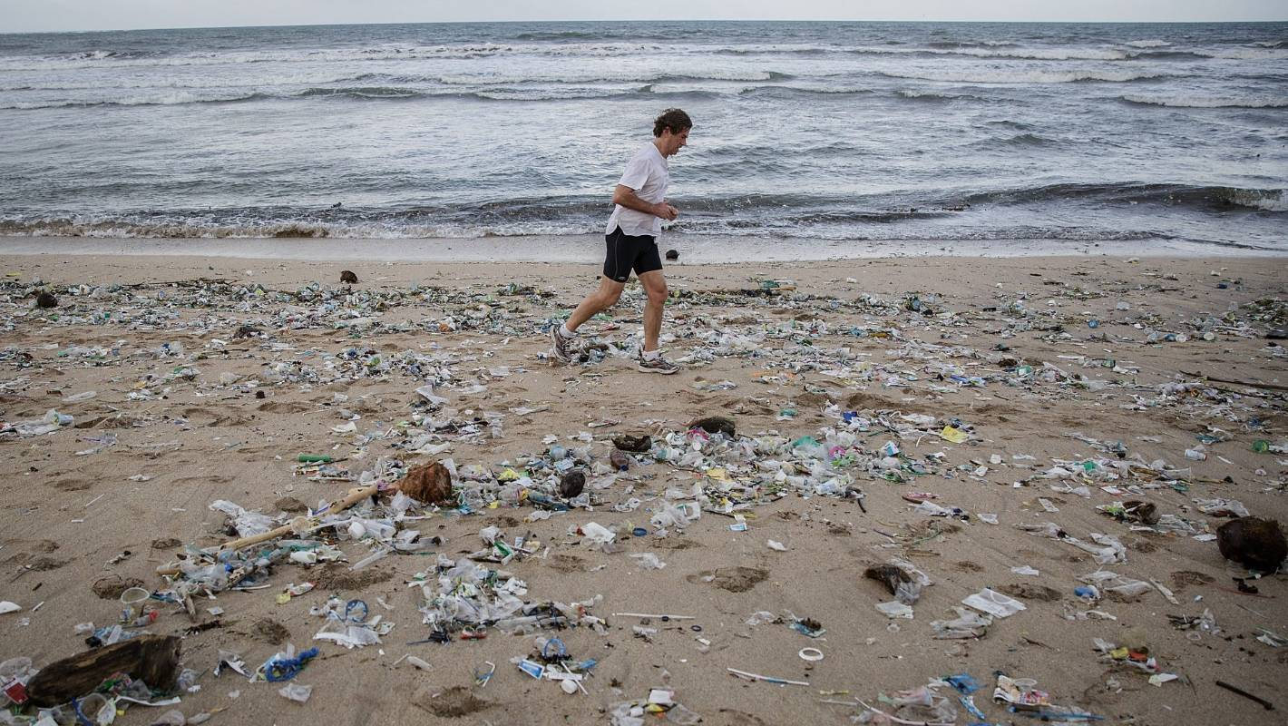 Truck load of plastic waste dumped into oceans every 38 seconds: Report