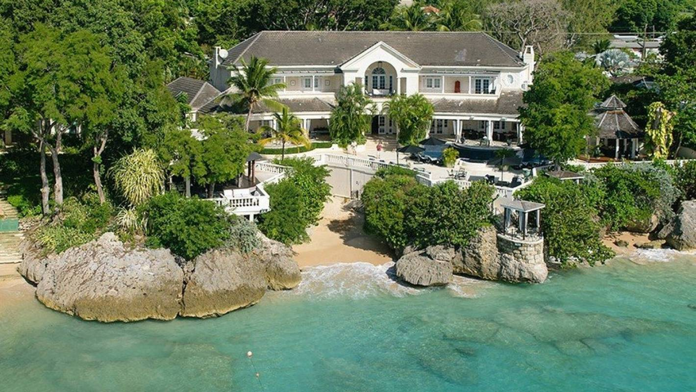 Prince Harry's Barbados villa is on the market for $60m | Stuff co nz