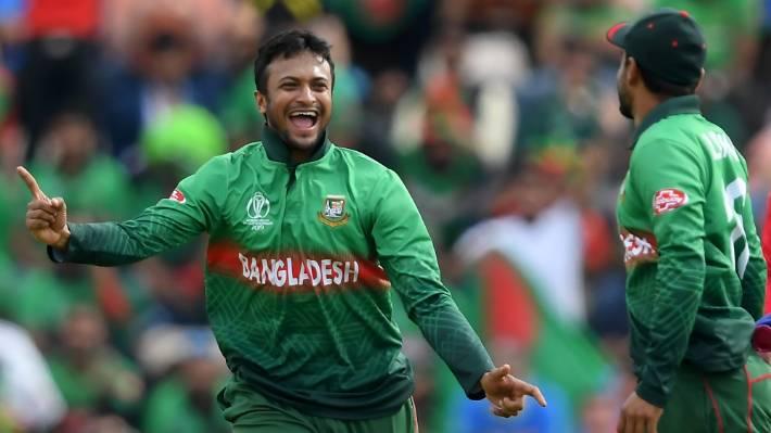 ICC bans Bangladesh skipper Shakib Al Hasan in anti-corruption ...