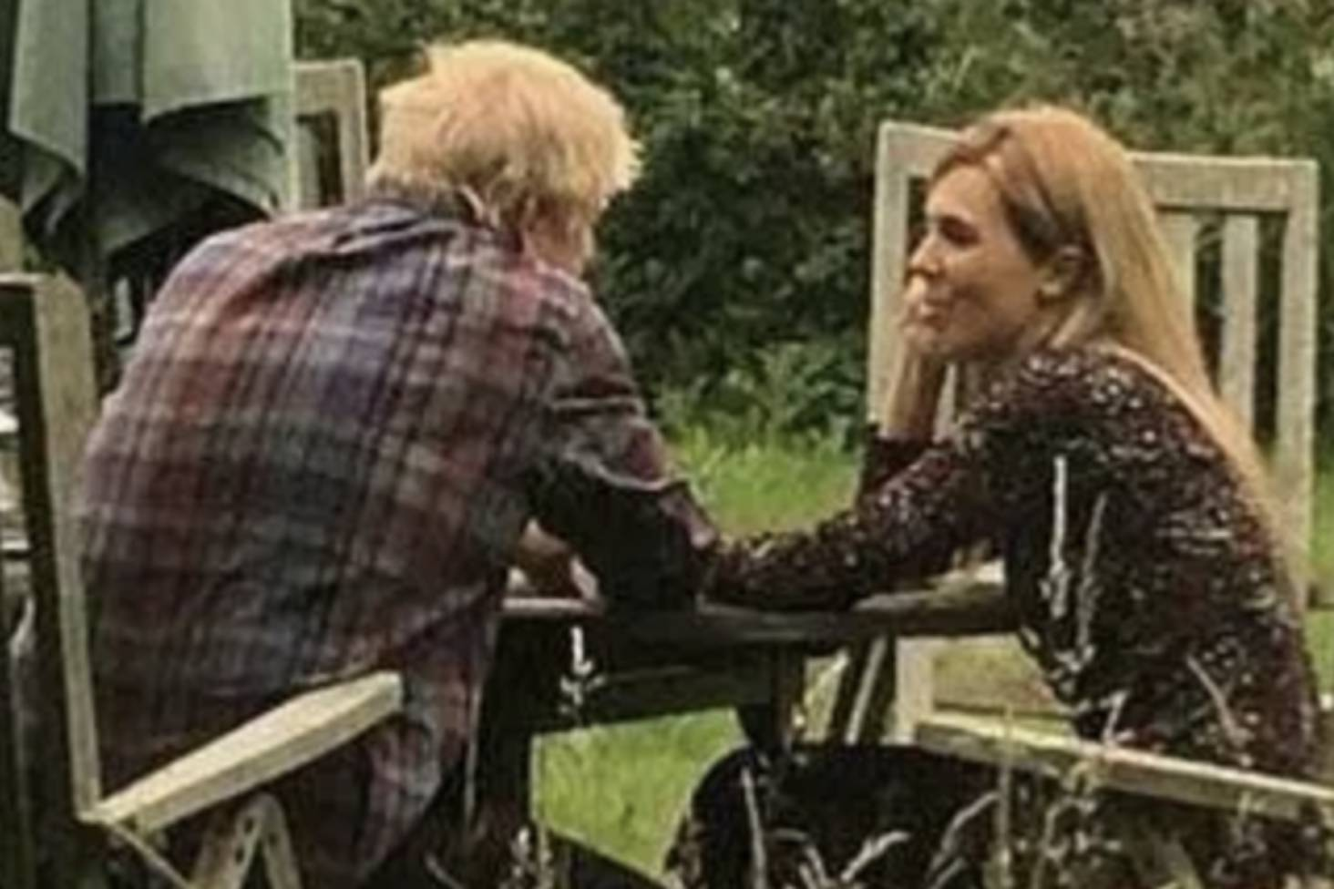 The Inside Story Of The Staged Boris Johnson And Carrie Symonds