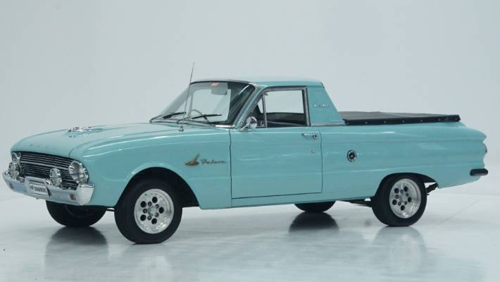 Cool Classic Utes And Vans Up For Auction Stuff Co Nz