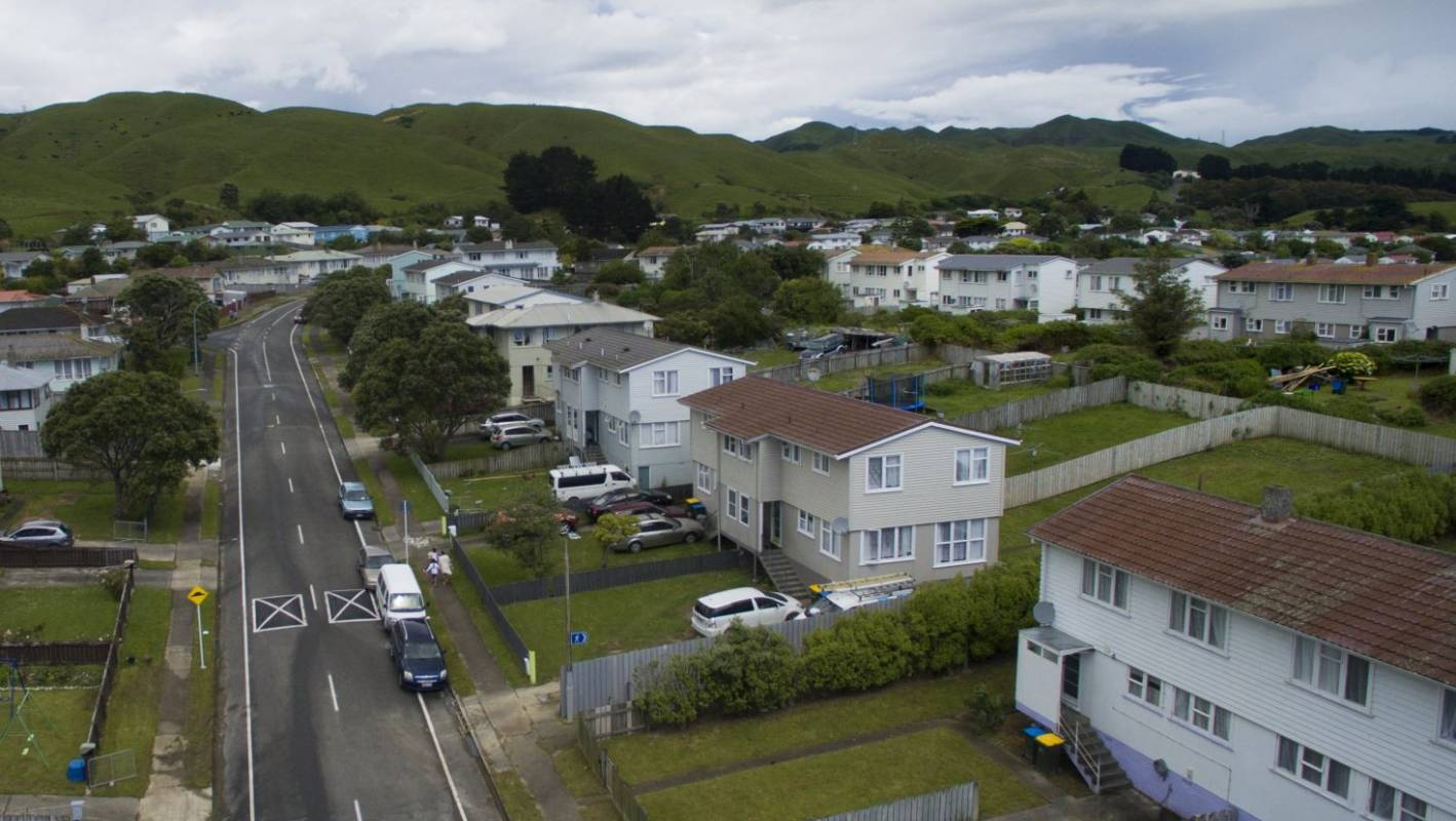 Power restored to homes in Cannons Creek, Porirua