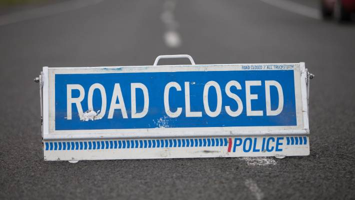 One person dies in two-car crash in Waikato   Stuff co nz