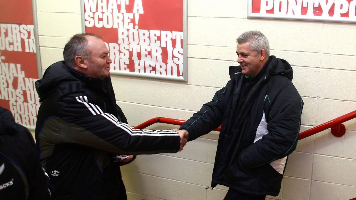 Graham Henry says it's 'highly probable' Warren Gatland will get All Blacks job