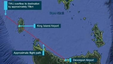 Sleeping pilot who over-shot Australian destination had been awake