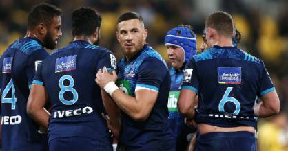 The All Blacks have immense faith in Blues midfielder Sonny Bill Williams and won't overlook him now.