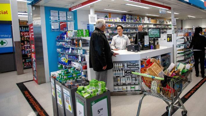 Countdown Rangitīkei pharmacy offers free prescriptions