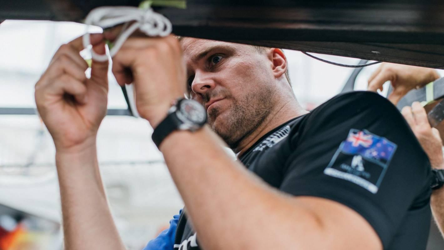 The reinvention of Team New Zealand star Simon van Velthooven