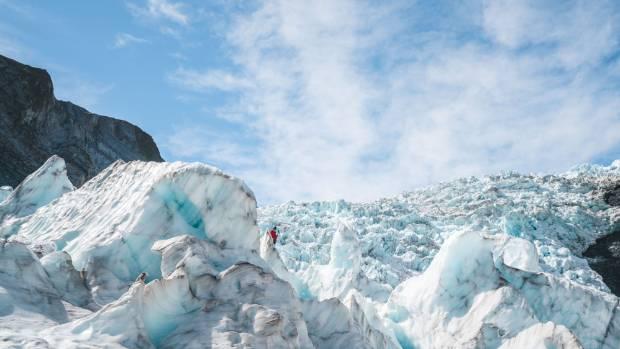 Heli-hiking Franz Josef glacier: New Zealand's most thrilling walk
