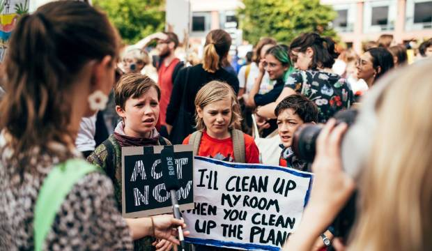 We will never forgive if you fail to act on climate change