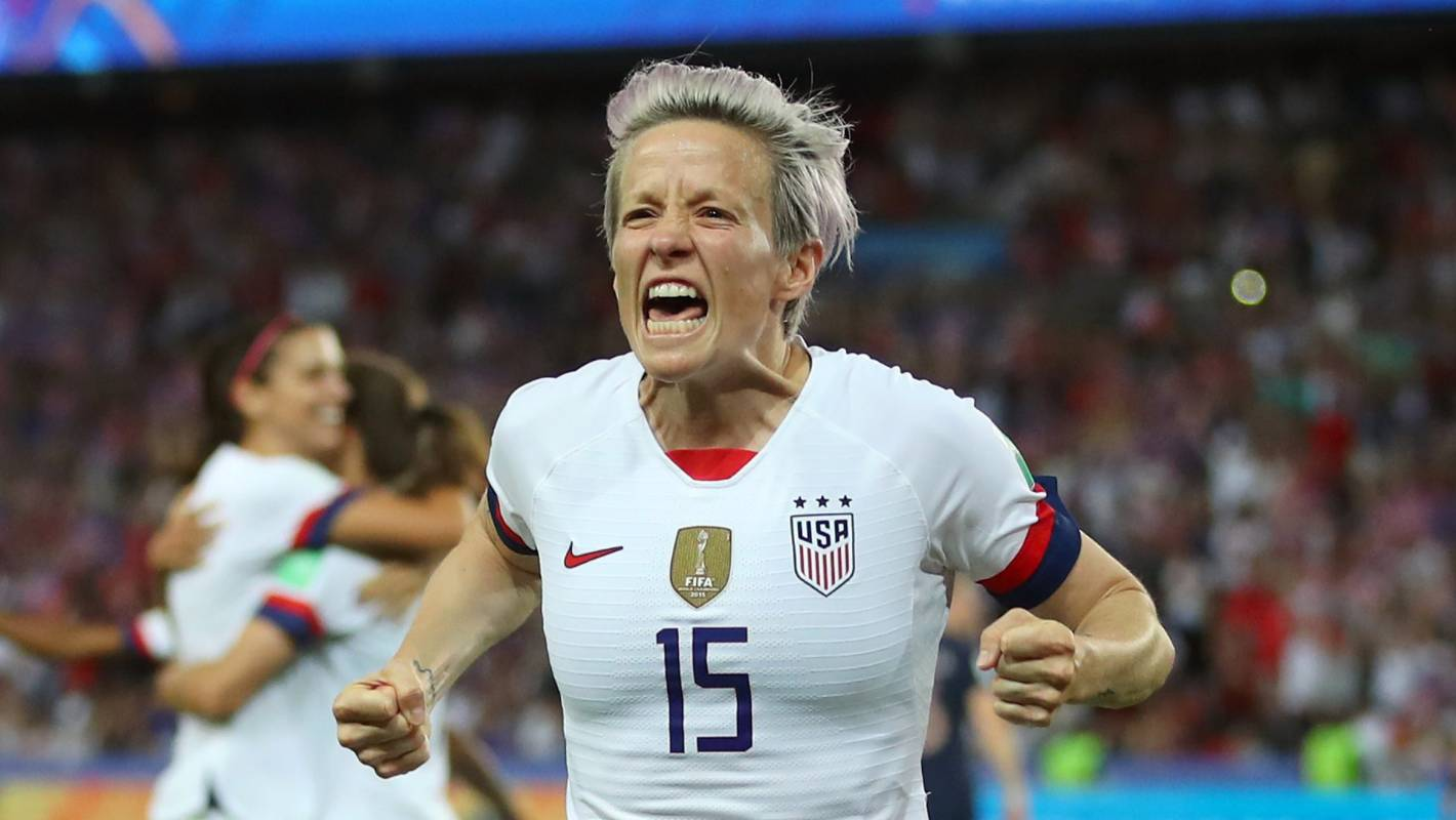 Fifa Women's World Cup 2019: Megan Rapinoe stars as United States sink France