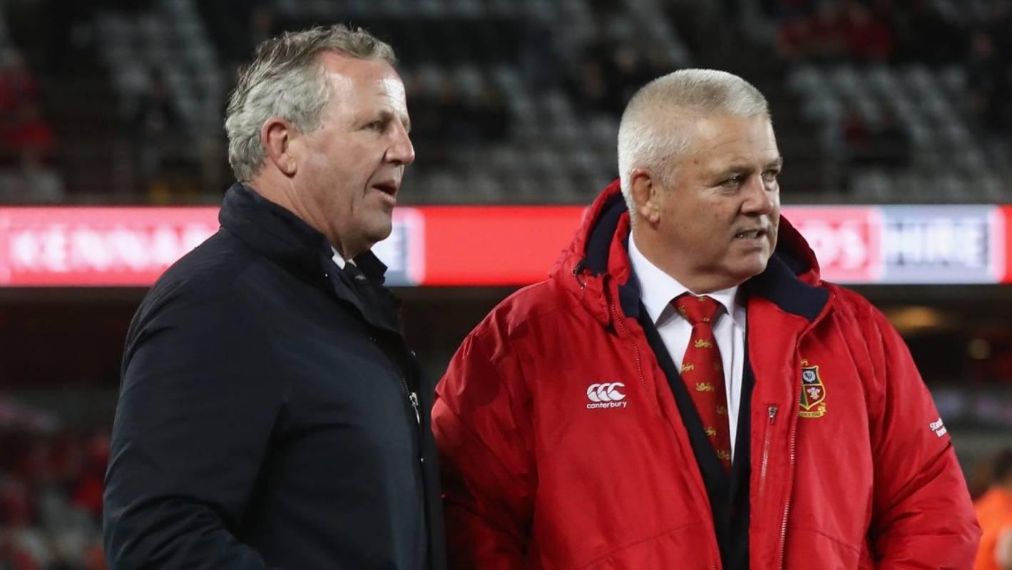 Super Rugby: Chiefs hiring Warren Gatland fantastic concession, says Sean Fitzpatrick