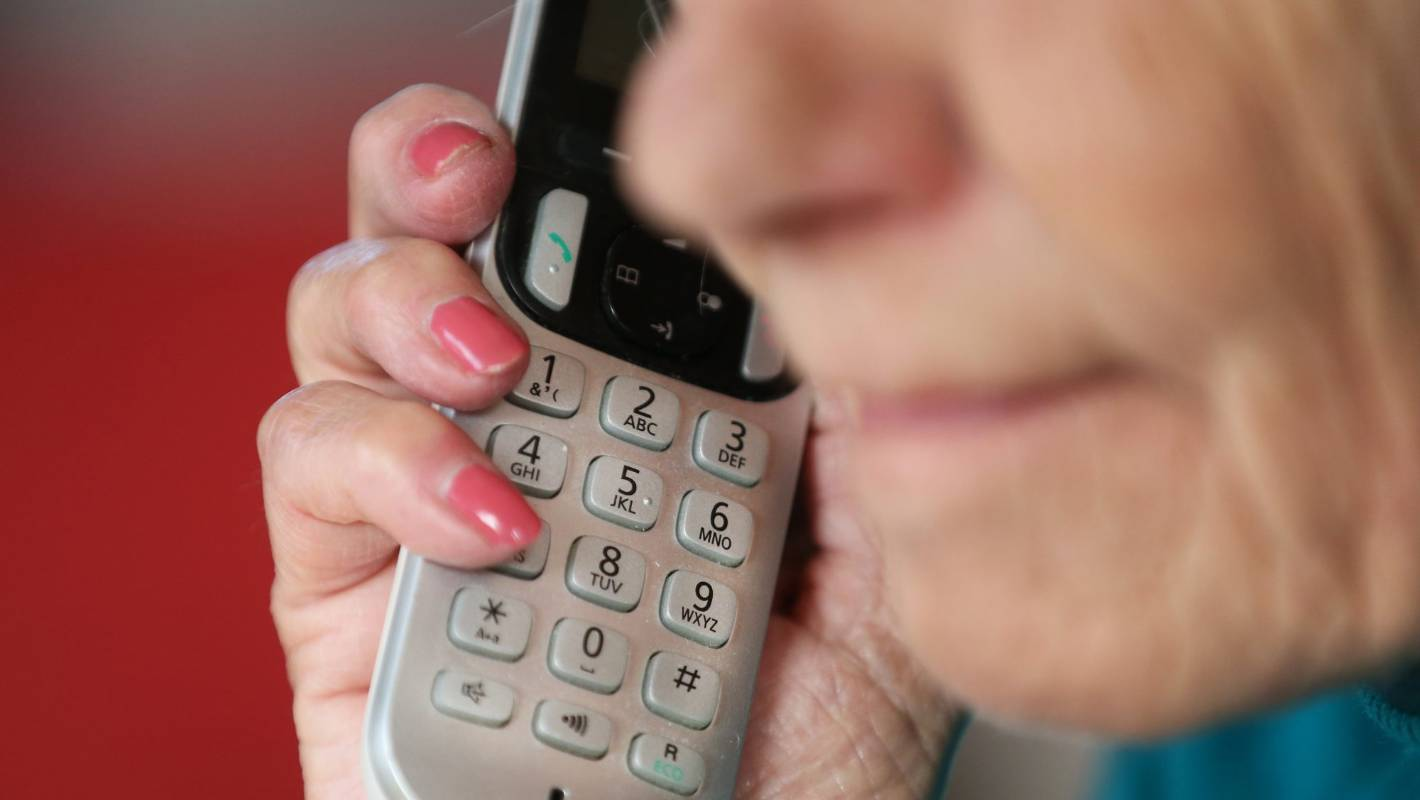 TSB issues warning over phone scam