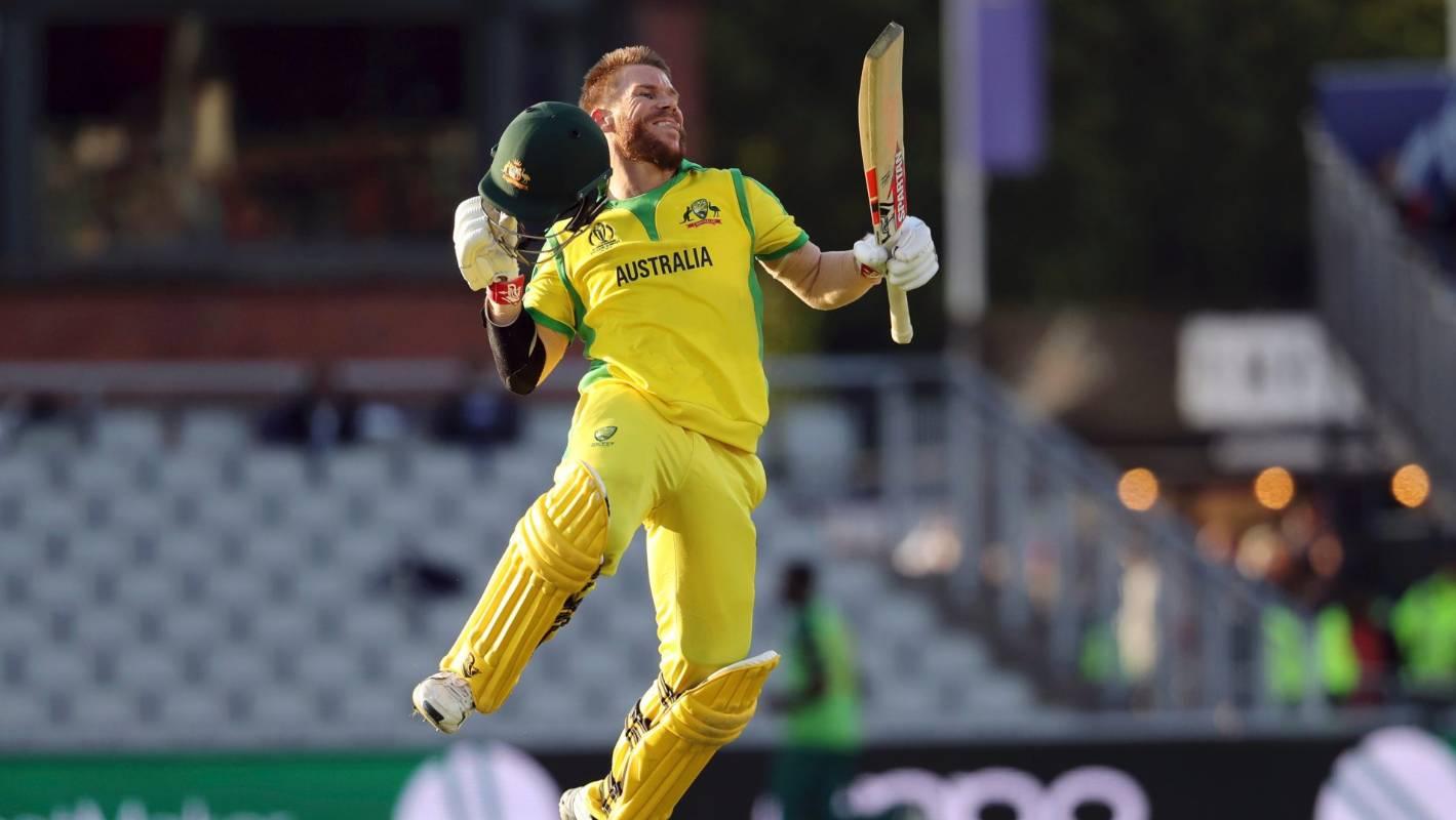 Cricket World Cup 2019: David Warner's ton met with abuse after wife's heartfelt tweet