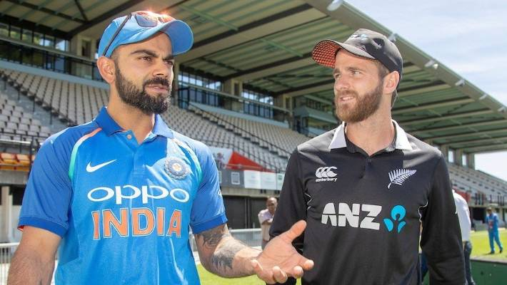 Cricket World Cup History Repeats As Virat Kohli And Kane