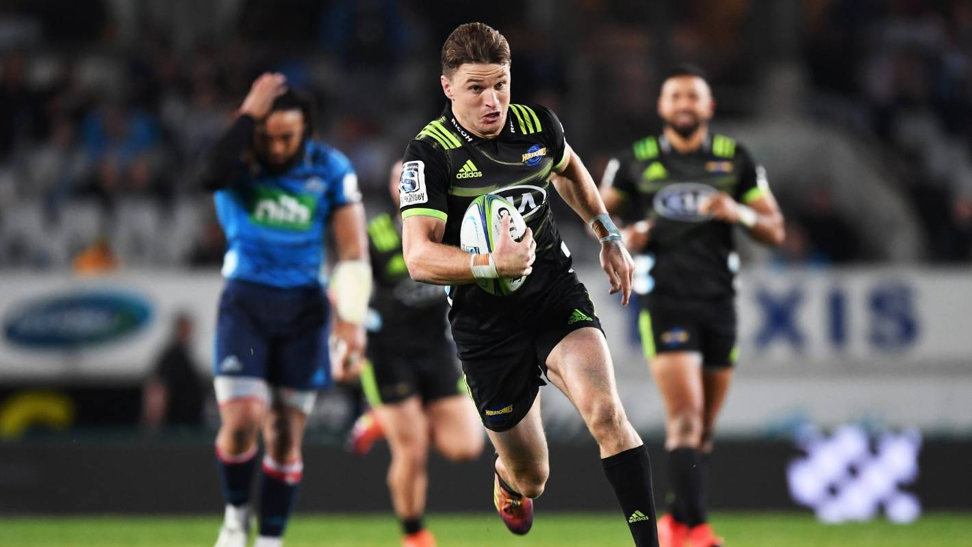 Beauden Barrett's signing gives Blues missing piece of the puzzle