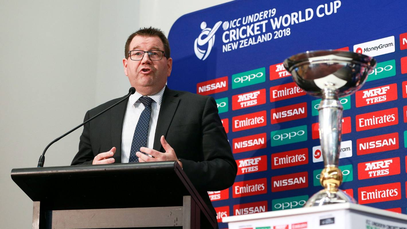 Cricket World Cup 2019: Sports Minister Grant Robertson slams 'disrespectful' commentary