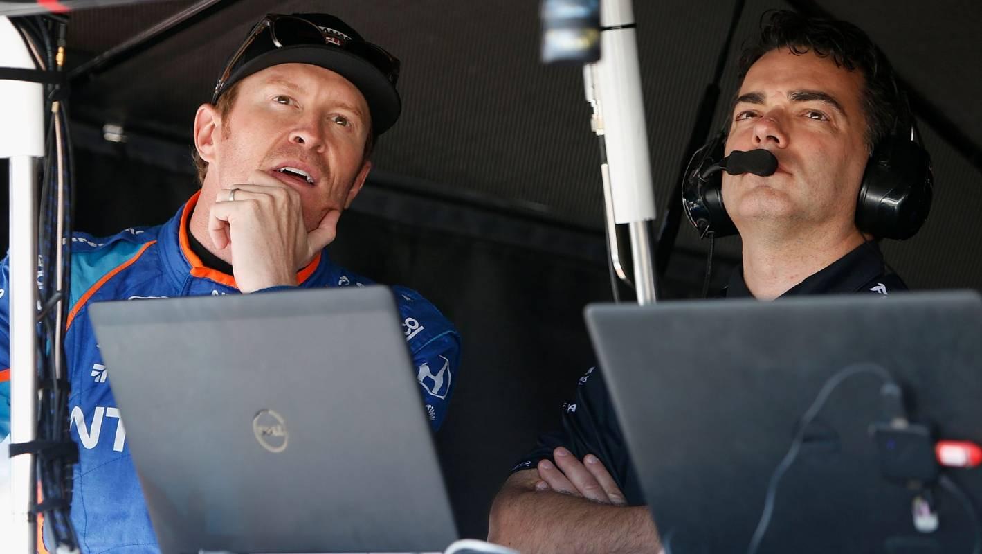 Desperate Scott Dixon promises aggressive approach to save IndyCar title