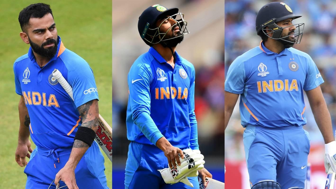 Cricket World Cup 2019: Virat Kohli rues India's 45-minute batting ...