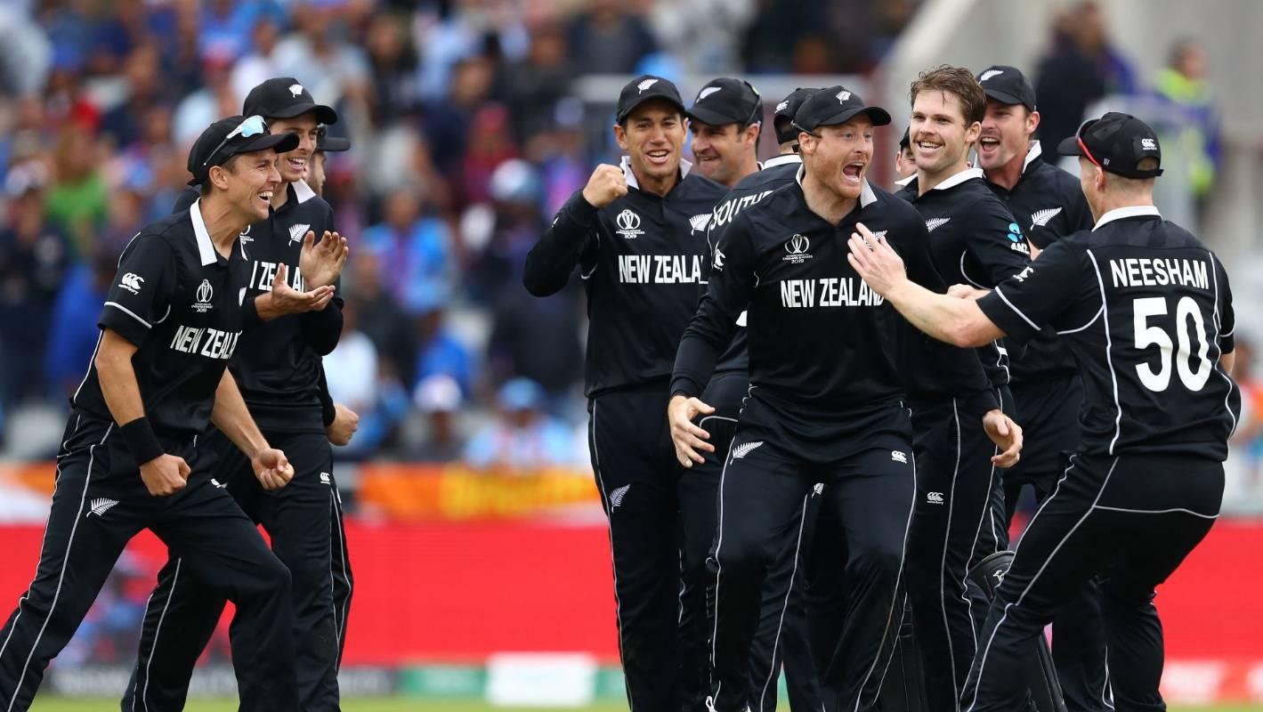 Cricket World Cup 2019: Grant Robertson captures rollercoaster ride of Black Caps win