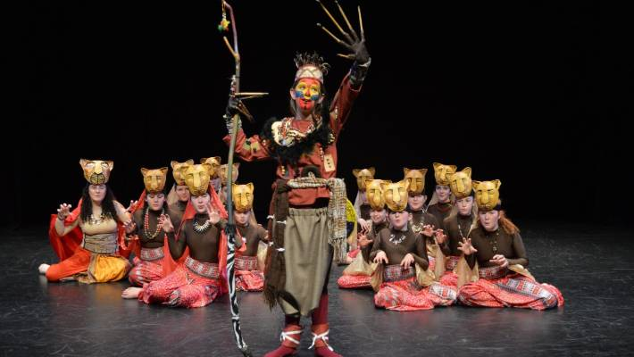 Youth Theatres Lion King Great Holiday Entertainment