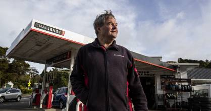 Challenge Johnsonville owner Lloyd Hassed will pump his final tank of gas on Friday, despite trying for two years to ...
