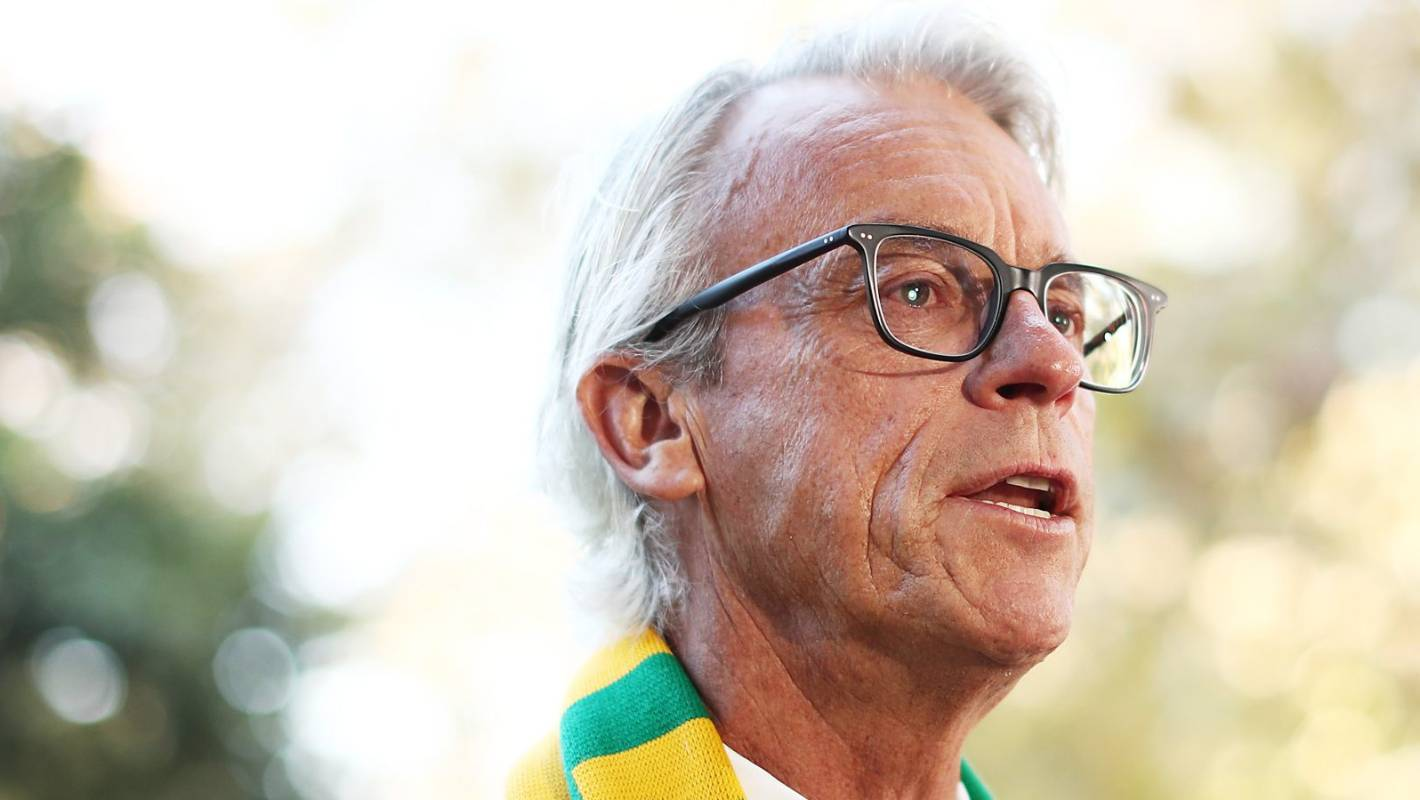 David Gallop to step down as chief executive of Football Federation Australia