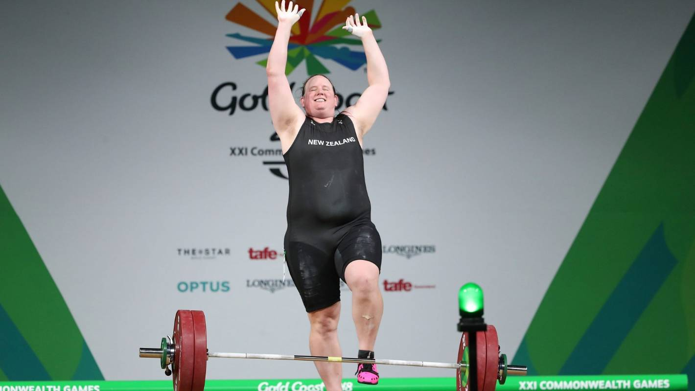 Weightlifter Laurel Hubbard's dogged fight to keep her name out of the media - Stuff.co.nz