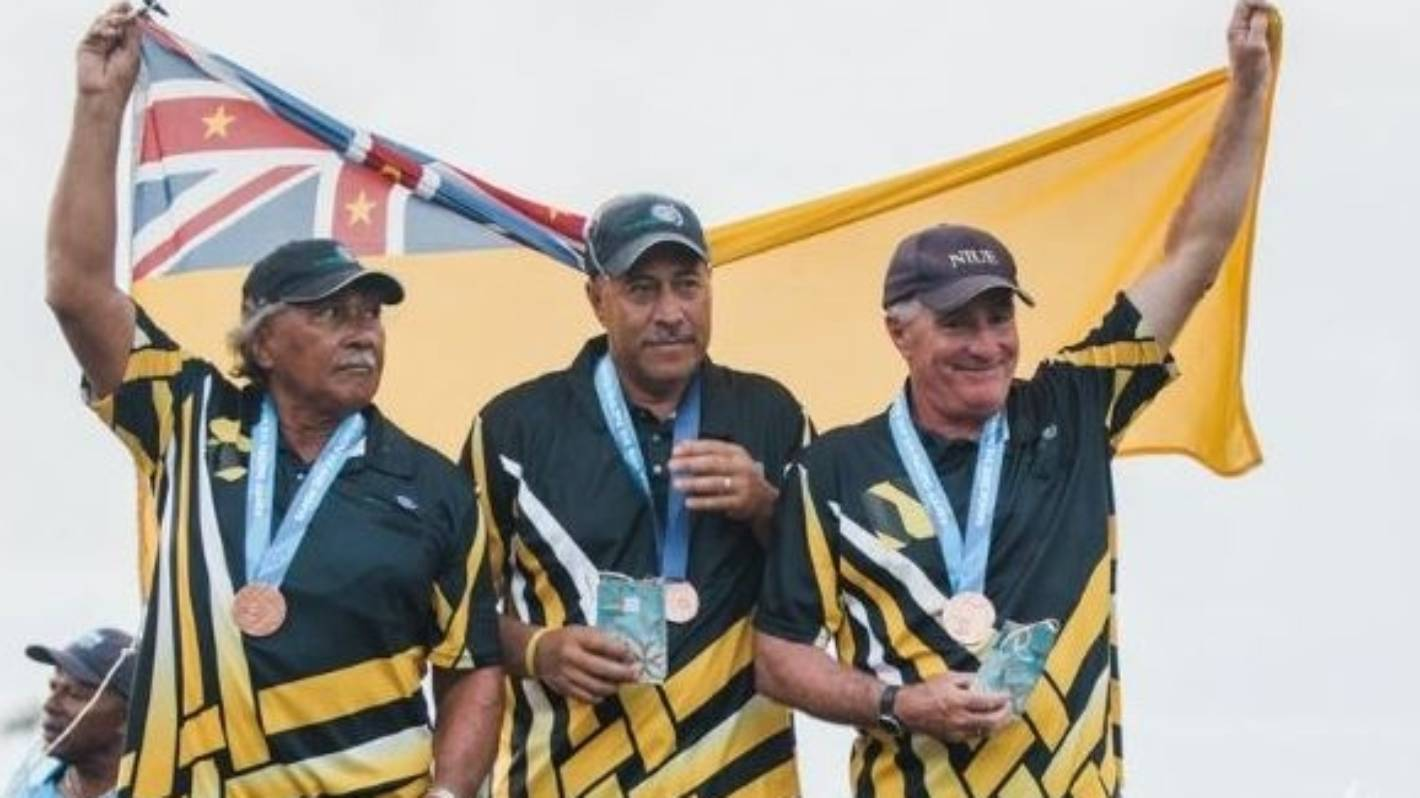 Pacific Games: Former Wellington mayor Mark Blumsky wins medal at Pacific Games in Samoa