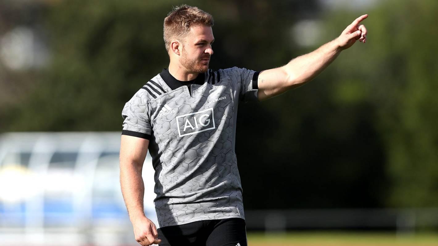 Sam Cane to captain All Blacks in Argentina; Sevu Reece, Braydon Ennor included