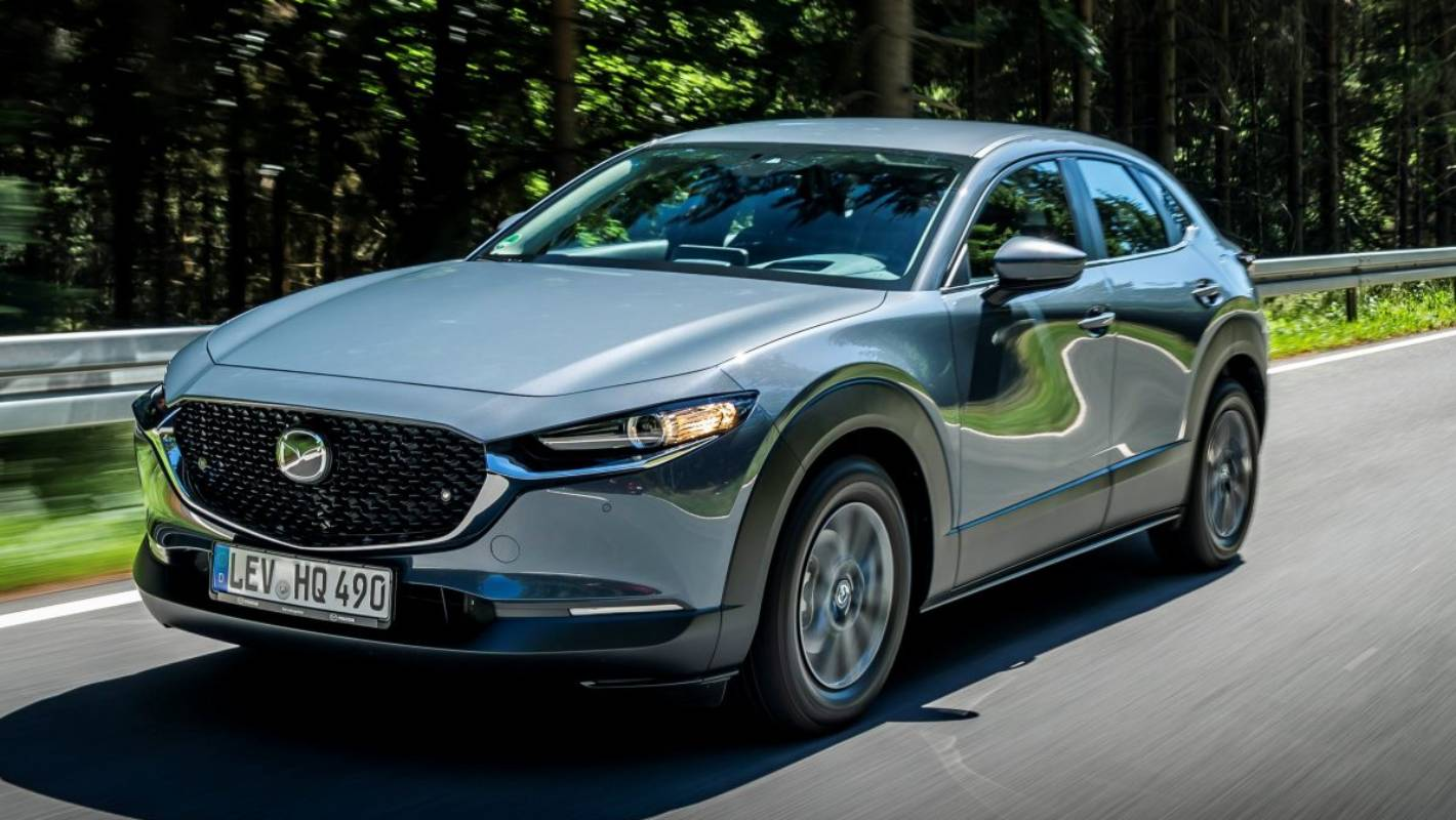 Mazda Aims For Suv Sweet Spot With New Cx 30 Stuff Co Nz