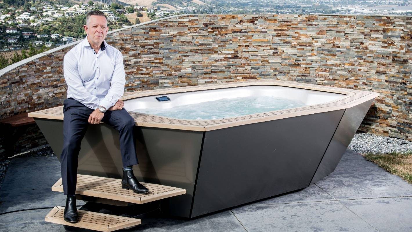 Innovative approach reaps golden result for Nelson spa company