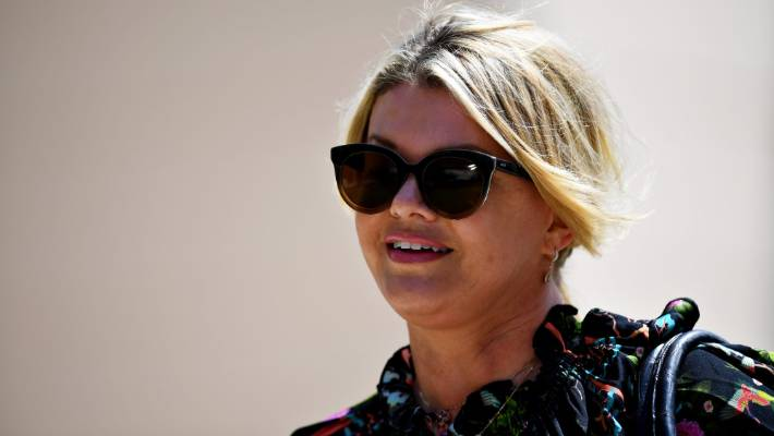 Corinna Schumacher is said to control who has access to visit her stricken husband Michael Schumacher.