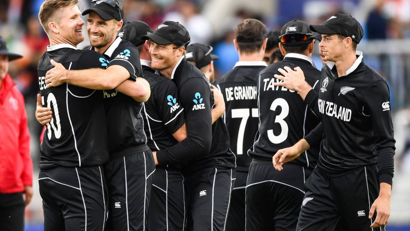 Around the world in a couple of days - Sport's minister's race to see Black Caps