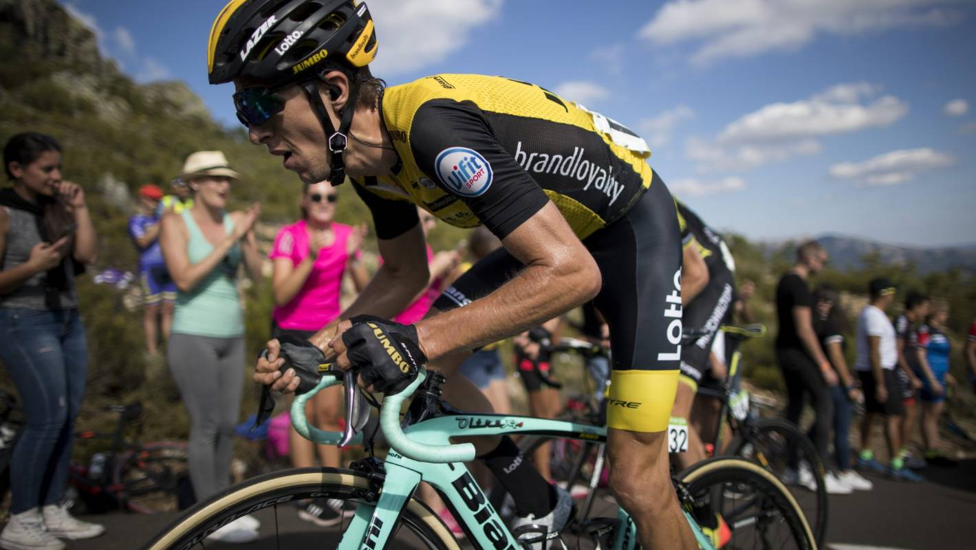 George Bennett given more freedom in Vuelta a Espana trident