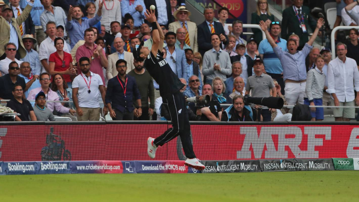 Cricket World Cup final: Black Cap Trent Boult a step from Cup glory against England