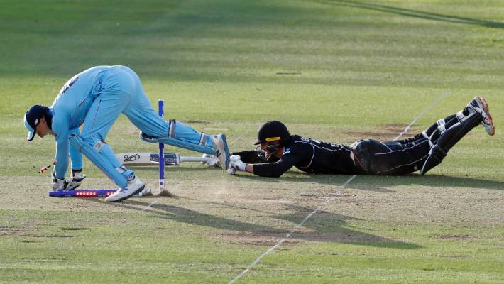 Cricket World Cup Final Black Caps Face Long Wait To Get