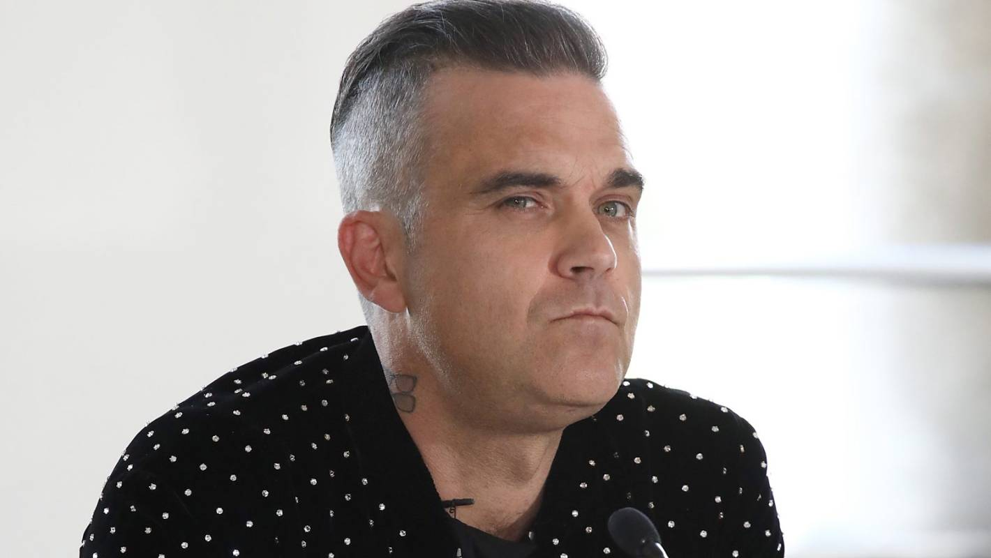 Robbie Williams housebound for three years because of agoraphobia