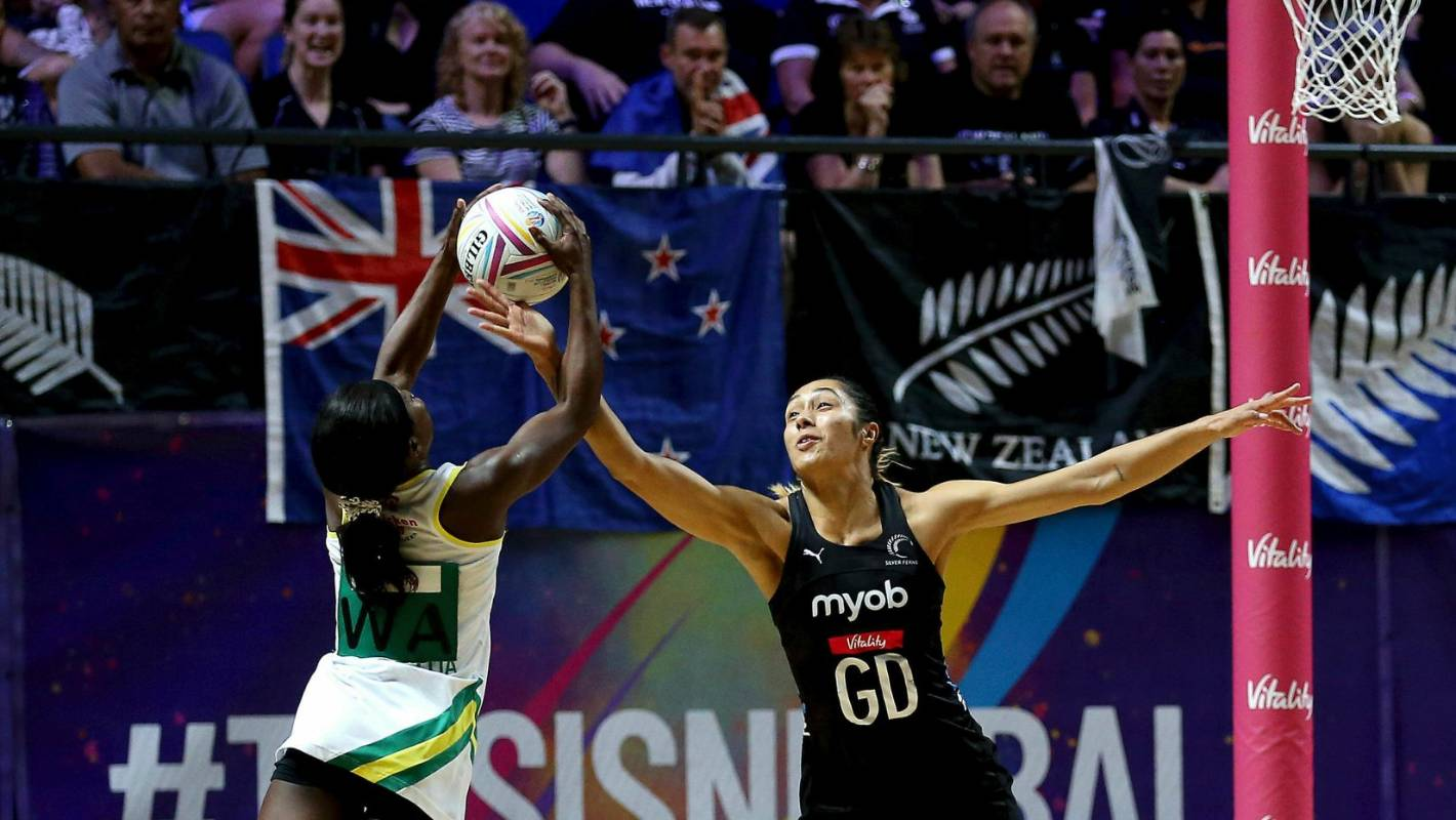 Netball World Cup: Silver Ferns start second stage with dominant victory