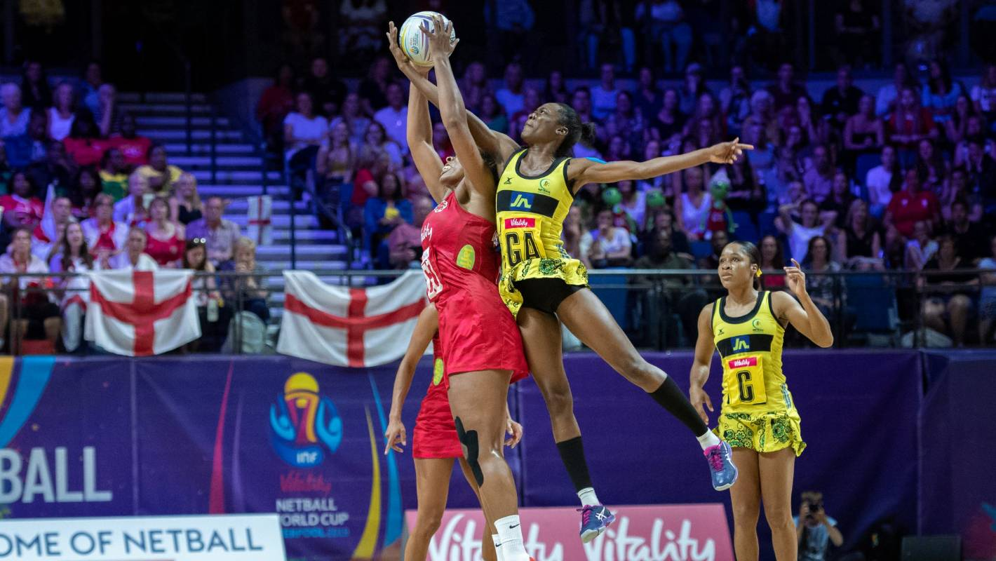 Netball World Cup wrap: Jamaica in danger of missing out on semifinals