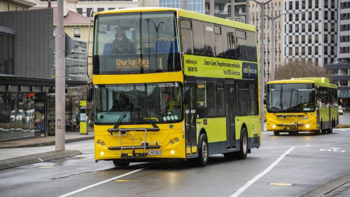 Tranzurban cuts 25 bus services to take Wellington's planned daily