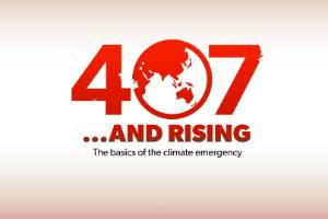 407 ... and rising: A Stuff special feature explaining the basics of the climate emergency.