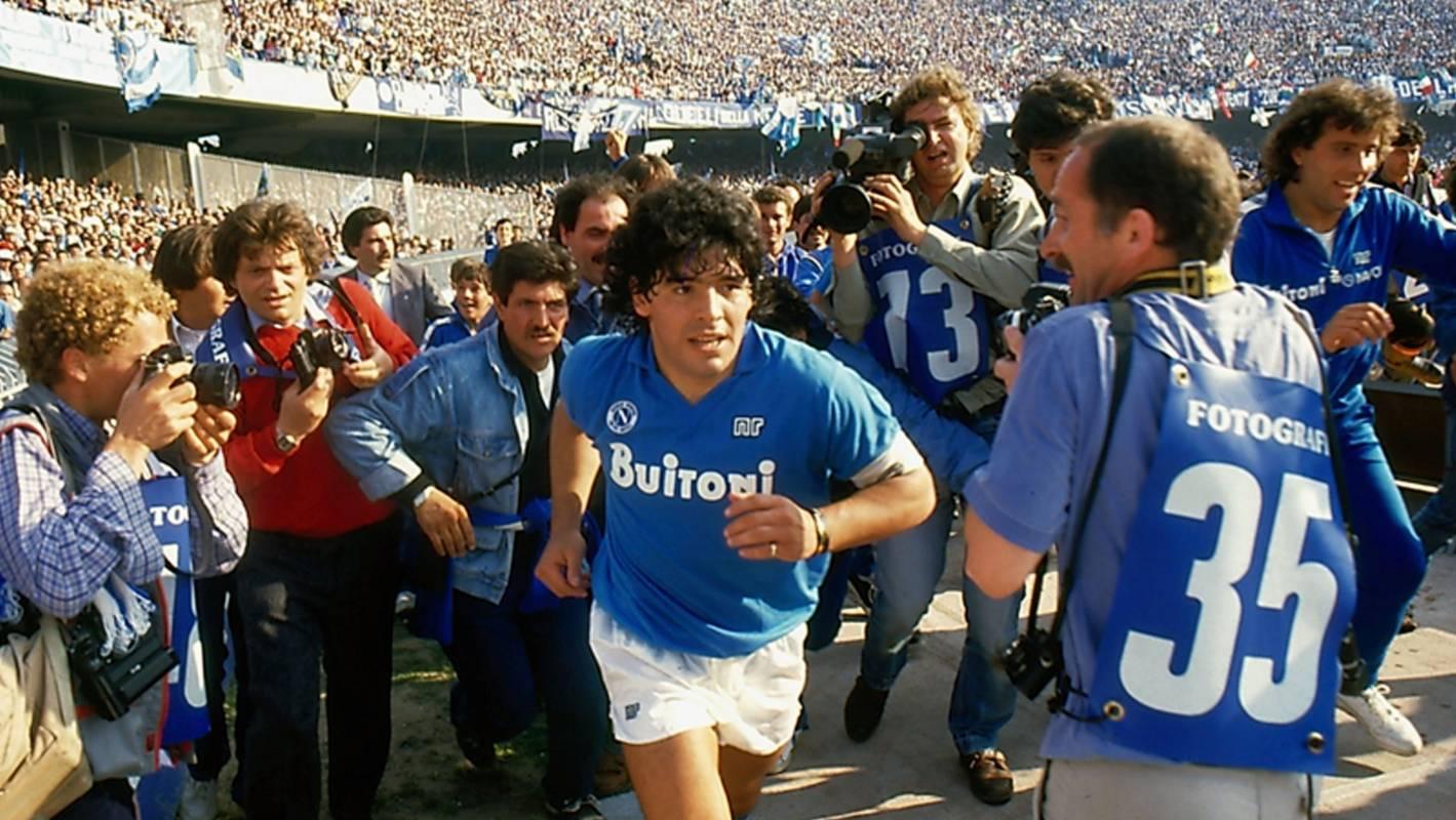 Diego Maradona: Asif Kapadia on turning the controversial football