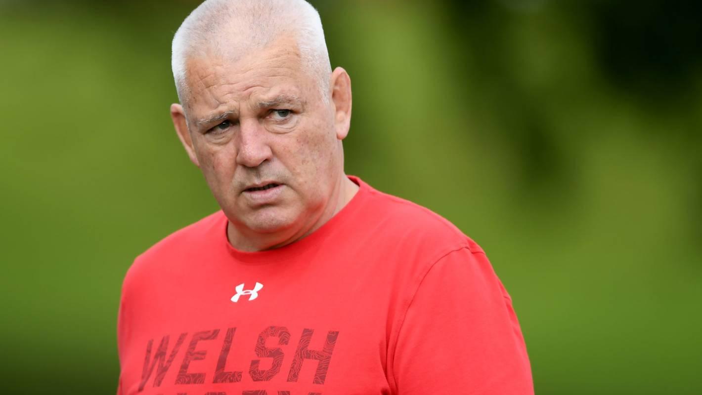 Super Rugby: Tabai Matson to stay under new Chiefs coach Warren Gatland